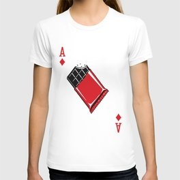 Delicious Deck: The Ace of Diamonds T-shirt