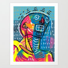 untitled 221116 Art Print