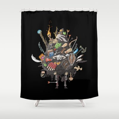 Let Me Guess Someone Stole Your Sweetroll Shower Curtain
