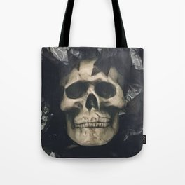 Dark Skull Tote Bag