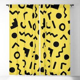 Memphis Pattern 525 Blackout Curtain