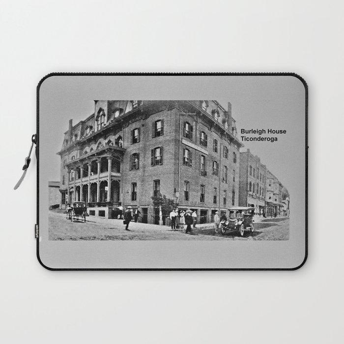 Burleigh House, Ticonderoga 1913 Laptop Sleeve