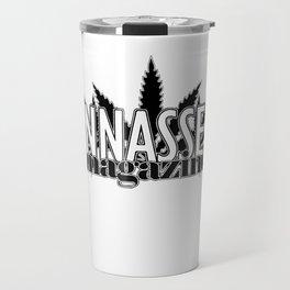 Cannasseur Magazine Travel Mug
