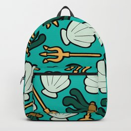 Under the Sea Pattern Backpack