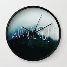 Wanderlust: Columbia River Gorge Wall Clock