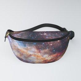 Space Nebula Galaxy Stars | Comforter Fanny Pack