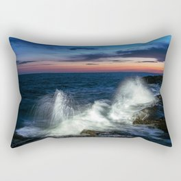 Dreamy Twilight Rectangular Pillow