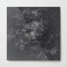 Robo Molly: Dark and Lovely Metal Print