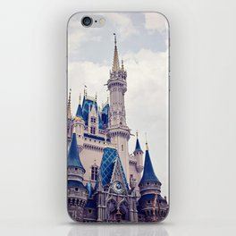 Disney Castle iPhone Skin
