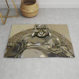 Laughing Buddha II Rug