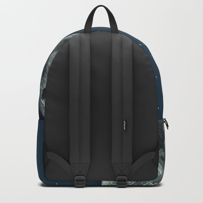 Rocket to the Moon Backpack