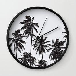 Palm 05 Wall Clock