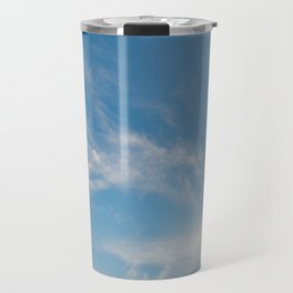 Hummingbird Cloud by Teresa Thompson Travel Mug