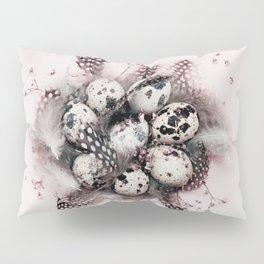 Quail eggs Pillow Sham
