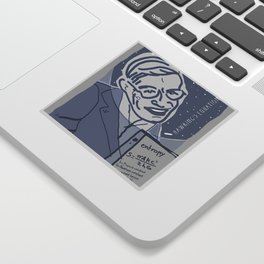 Dear Stephen Hawking / Stay Wild Collection Sticker