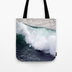 wave motion // no. 5 Tote Bag