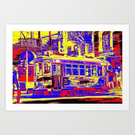 HYPNOTICO '11 Art Print