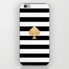 Kate Spade - Striped iPhone & iPod Skin