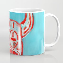196. Barry Devil 2 Coffee Mug