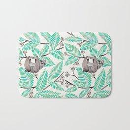Happy Sloth – Tropical Mint Rainforest Bath Mat