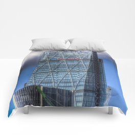The Cheese Grater London Comforters