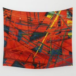 C13D Distressed Wall Tapestry