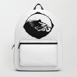 MTB Black Backpack