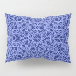 Blue Pattern (II) Pillow Sham