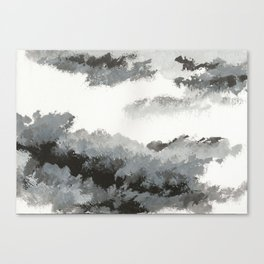 clouds_december Canvas Print