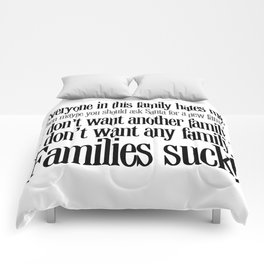quoting Hollywood 11 Comforters