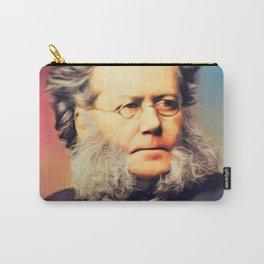 Henrik Ibsen, Literary Legend Carry-All Pouch