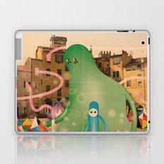 lucca è abitata dai mostri 2 Laptop & iPad Skin