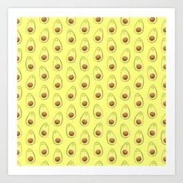 Patterncado Art Print