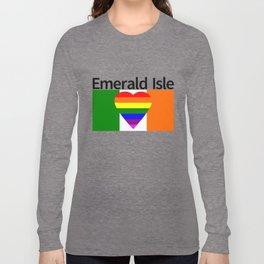 Ireland Gay Wedding Long Sleeve T-shirt