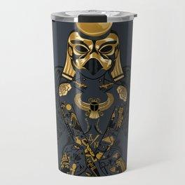 Late Night Egyptian Tales Ep. 5: Ra Travel Mug