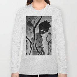 Mob Psycho 100 BW Long Sleeve T-shirt