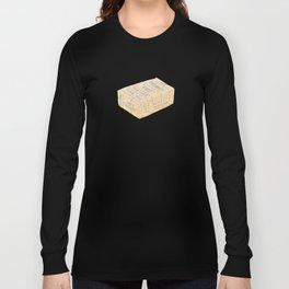 Tofu Cuts Long Sleeve T-shirt