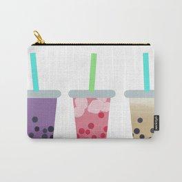 Bubble Tea Trio Carry-All Pouch