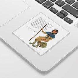 Sacajawea Sticker