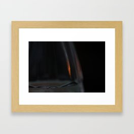 Carbonated Impresssions Framed Art Print