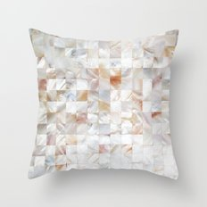 Mother of Pearl #society6 #decor #buyart Throw Pillow