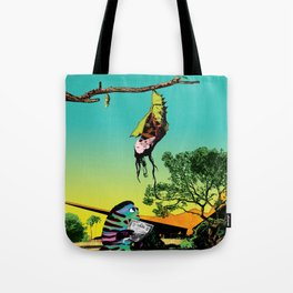 Cannot be done by proxy Tote Bag