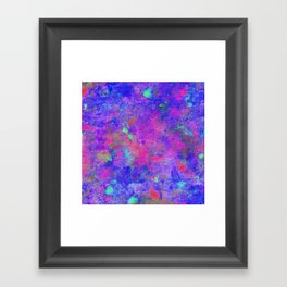 Colour Splash G524 Framed Art Print