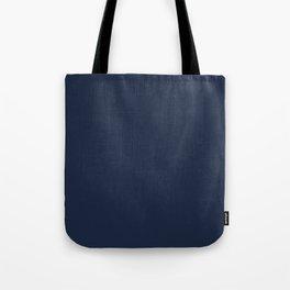 Yankees blue - solid color Tote Bag