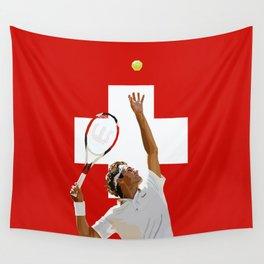 Roger Federer | Tennis Wall Tapestry