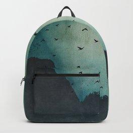 exodus -  a sky full of birds Backpack