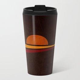 spicchi di sole Metal Travel Mug