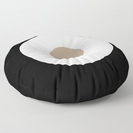 Frame Border Hotel Style Classics Floor Pillow