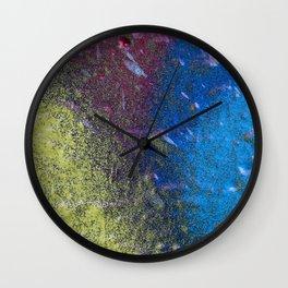 Posy Wall Clock