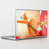 easter Laptop & iPad Skins featuring Easter by Marly